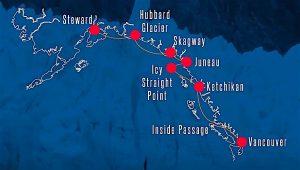 AK Airways Cruise Map 2017: An Airways Odyssey—Part 1!