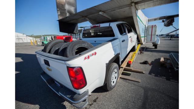 ASRC_fleet_Chevrolet_Colorado Secrets of an Airline Freight Dog