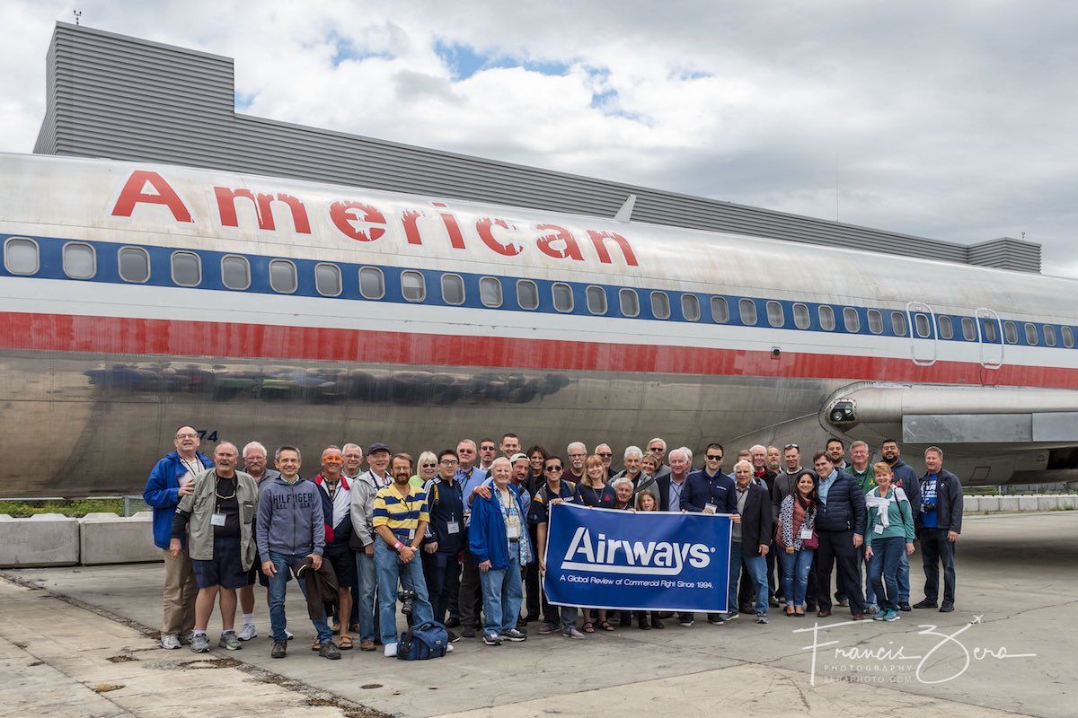 AA727LunchAWGroup!2 2017: An Airways Odyssey—Part 1!