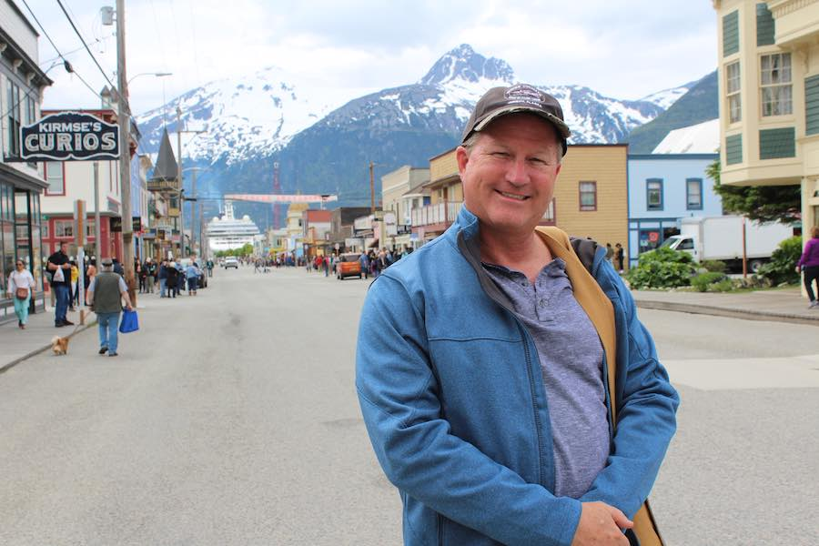 Aux downtown Skagway A Song of Icebergs and Fire! (Airways Alaska Cruise Part 3)