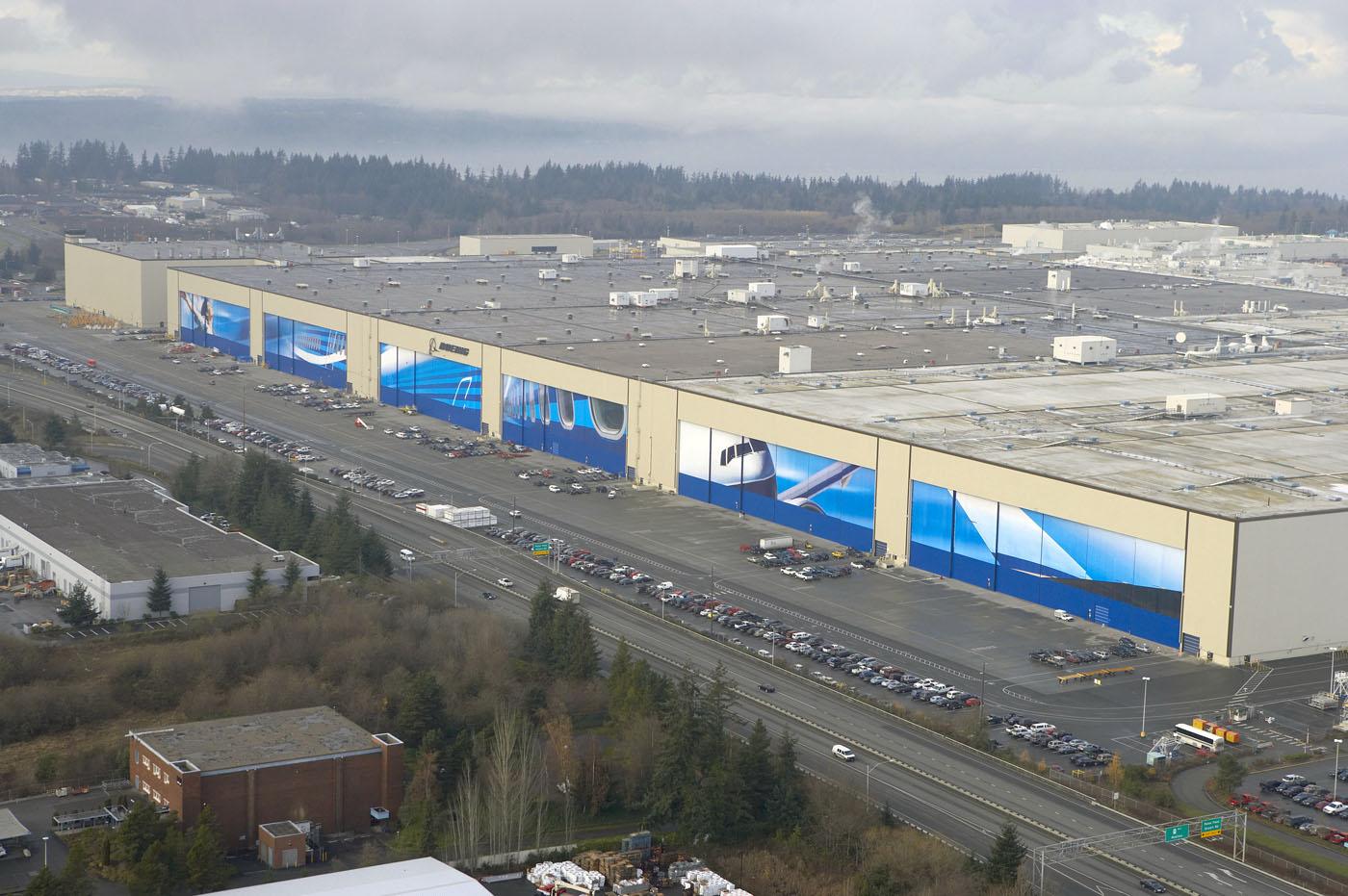 Everett Factory doors 2017: An Airways Odyssey—Part 1!
