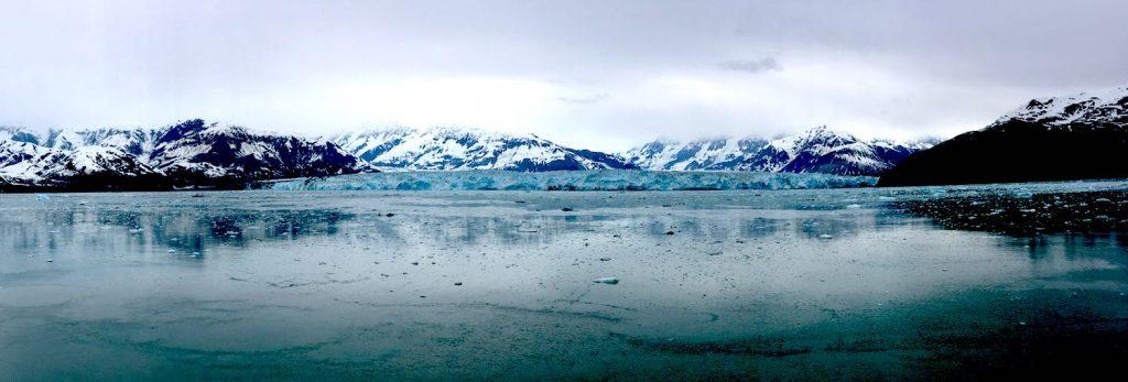 Glacier Pano Hubbard
