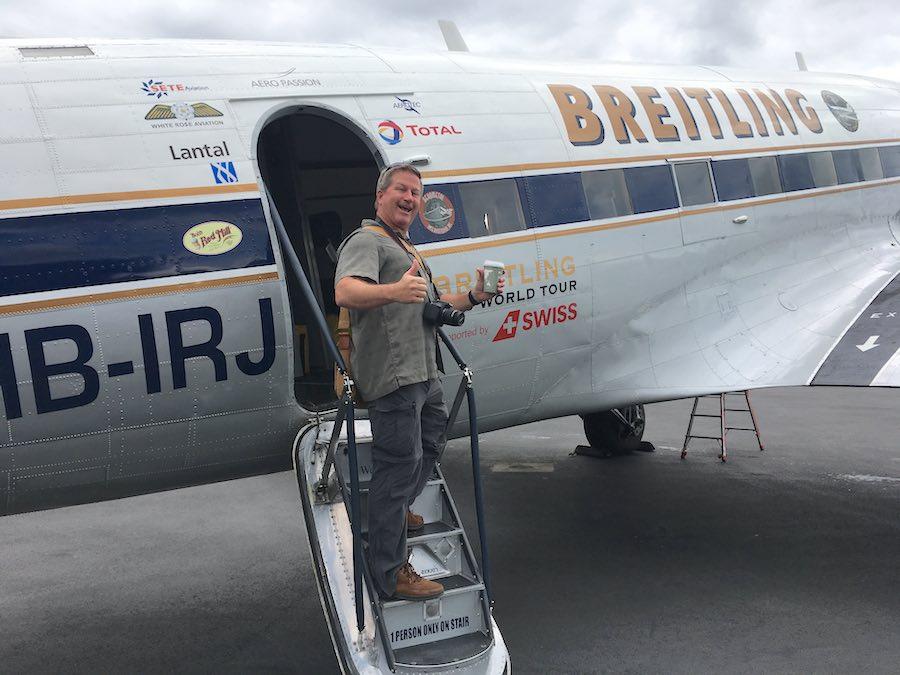 Aux Ayy! DC-3