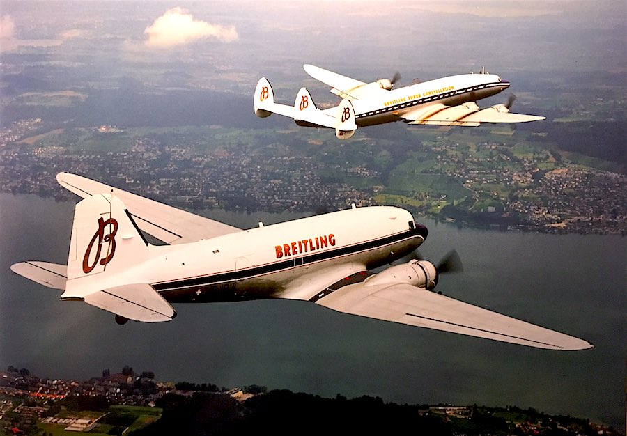 Jumpseating on the Breitling 'Round the World DC-3 Part 1!