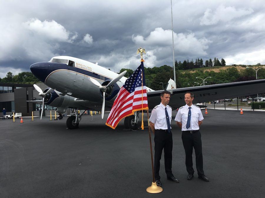 Paul Raph DC-3