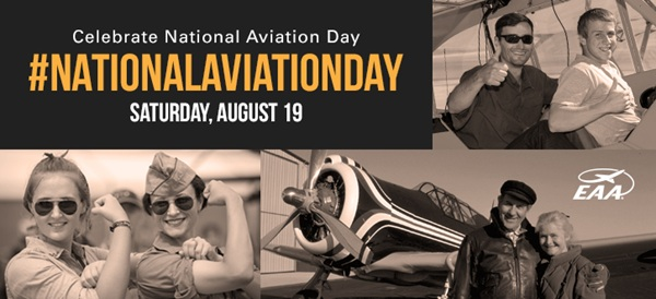Happy National Aviation Day 2017!