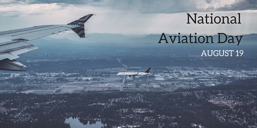 Happy National Aviation Day 2017! airbus