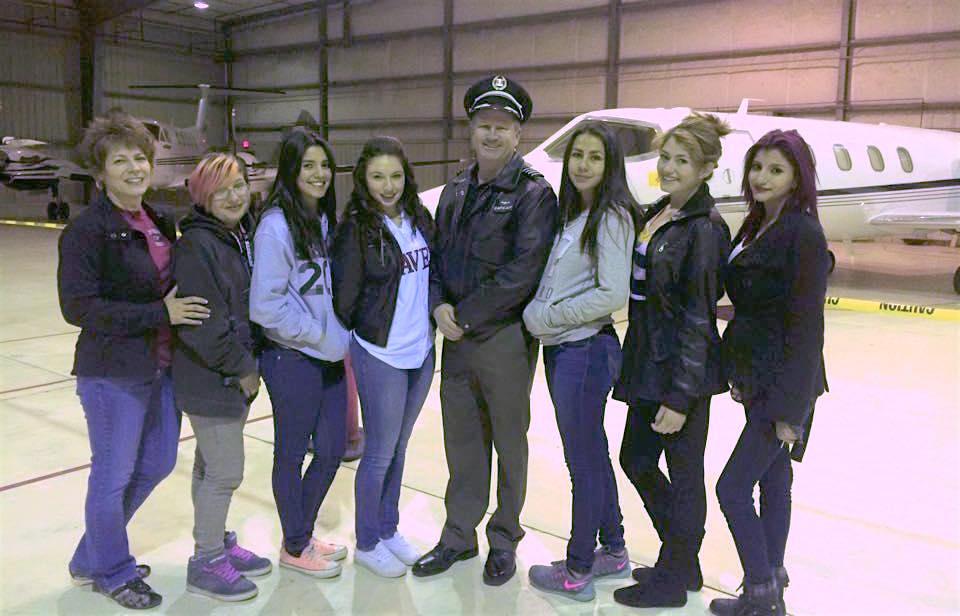 Happy Girls in Aviation Day!