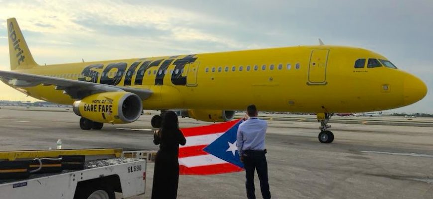 #TIW4: Puerto Rico Hurricane Disaster Relief #Aviation-Style!