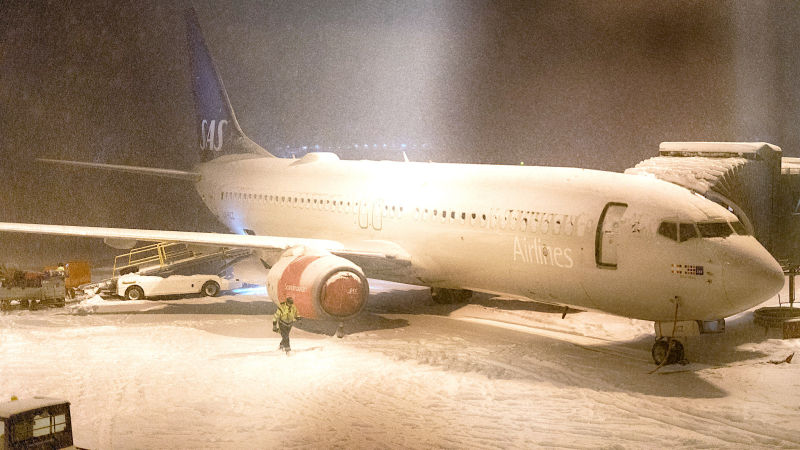 icy 737 #Bombogenesis and Airlines—How do Pilots Cope?
